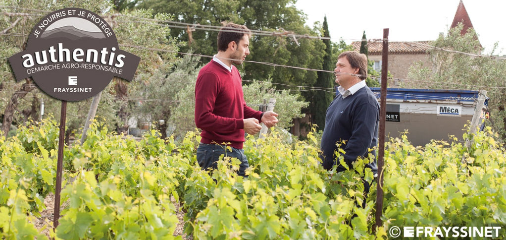 demarche authentis fertilisation vigne viticulteur
