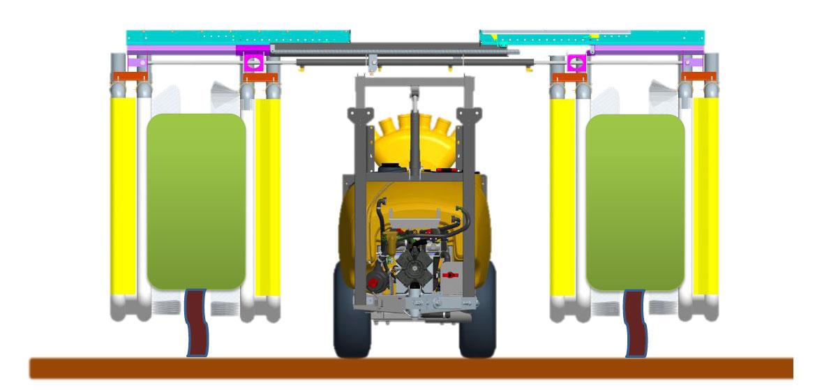 Pulv risateur ecoprotect l 39 innovation anti gaspillage - Traitement de la vigne ...