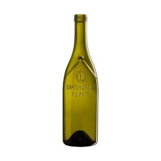 Chateauneuf mitrale 75 cl - Diametre bouteille de vin ...