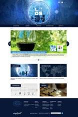 nouveau site internet des Laboratoires Dujardin-Salleron