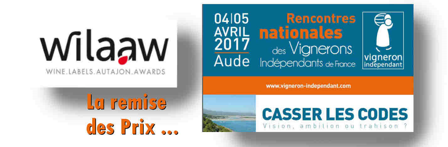 wilaaw casser les codes rencontres nationales des vignerons