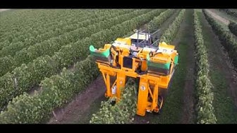 video machines a vendanger pulverisateurs vigne