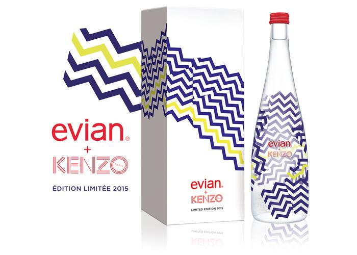S rigraphie des bouteilles de vins - Evian bouteille verre ...